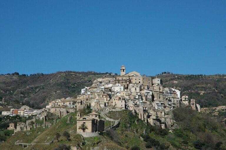 Badolato Old Village
