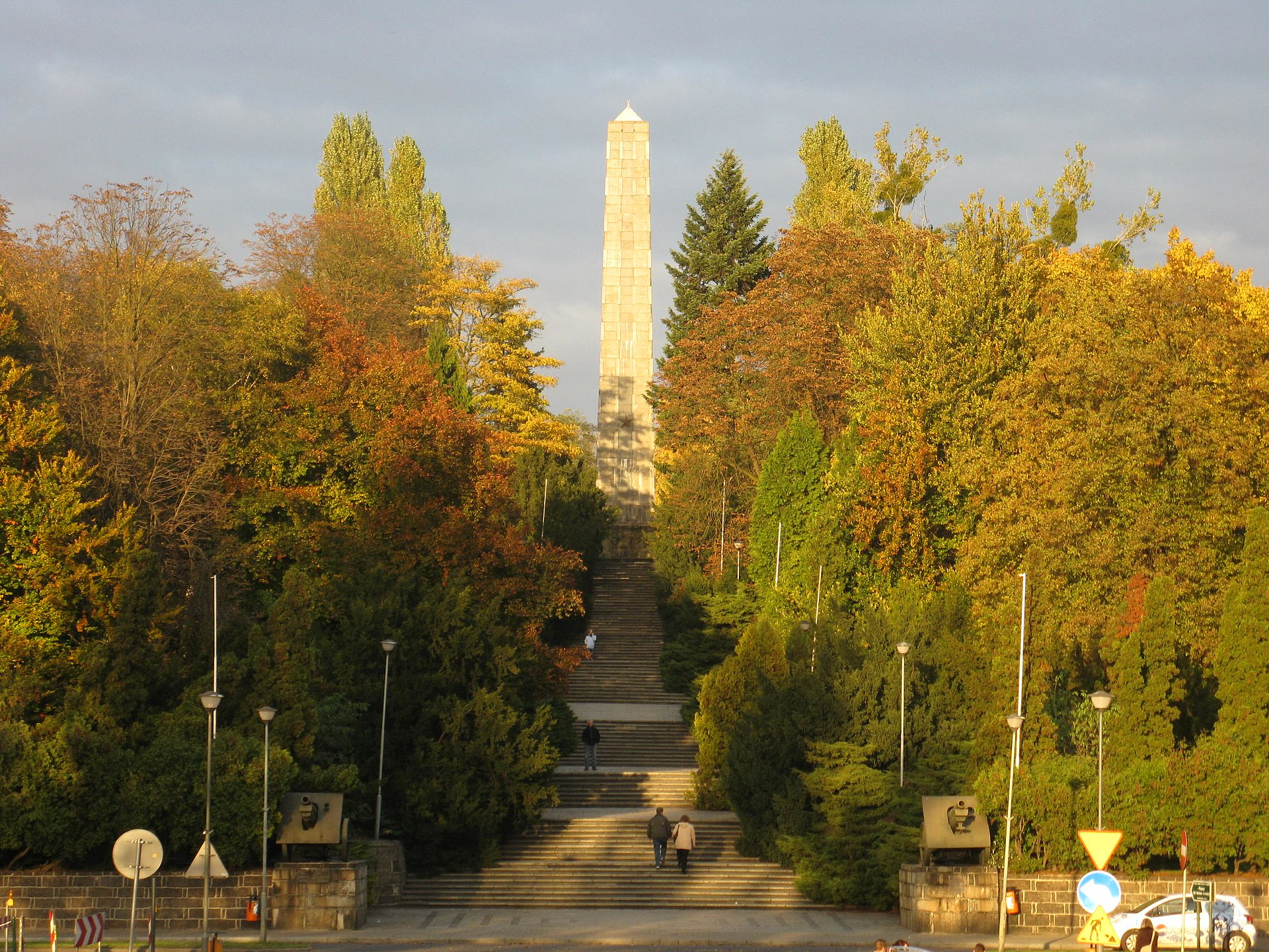 Cytadela – where history, art and nature meet in one special park in Poznań.