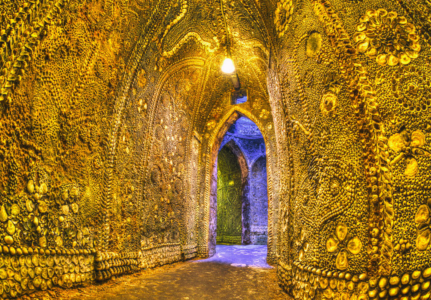 The mystery of Margate's Shell Grotto