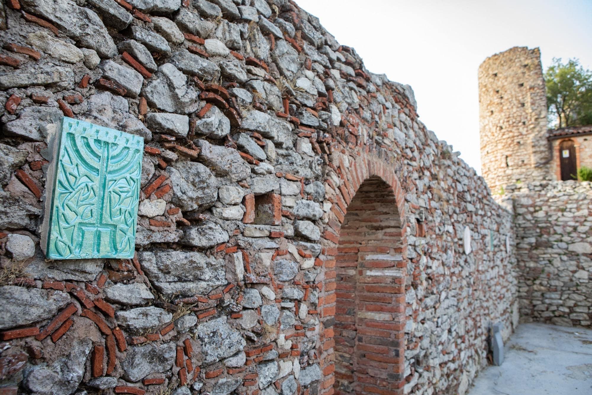 Jewish sites in Calabria