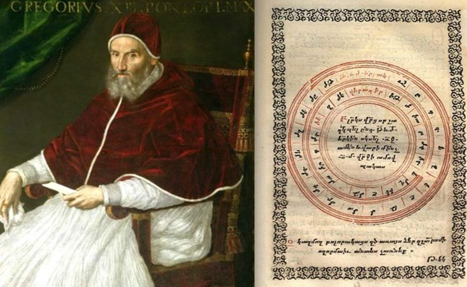 The Calabrian fathers of the Gregorian calendar